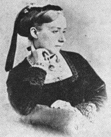 Mary Sumner (31 Dec. 1828 - 9 Aug. 1921)