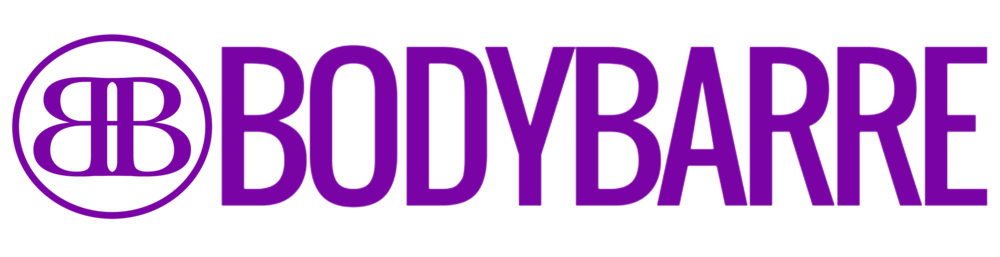 BodyBarre Logo Lettering 2019