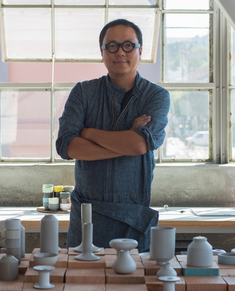 Tung Chiang - Clay Studio Director, Heath Ceramics
