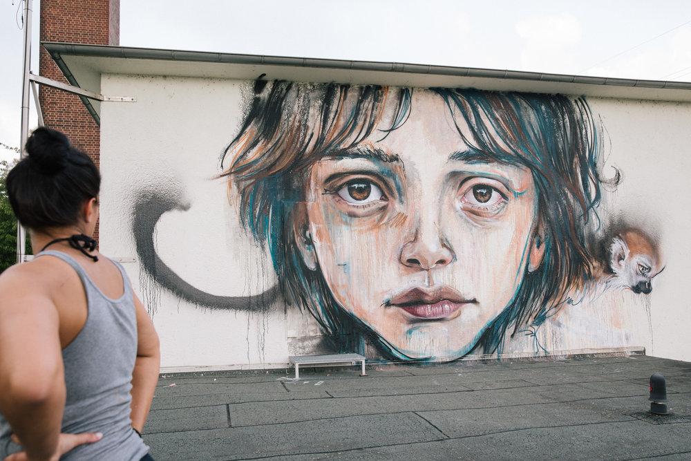 Metropolink Urban Art Festival x Montana Cans