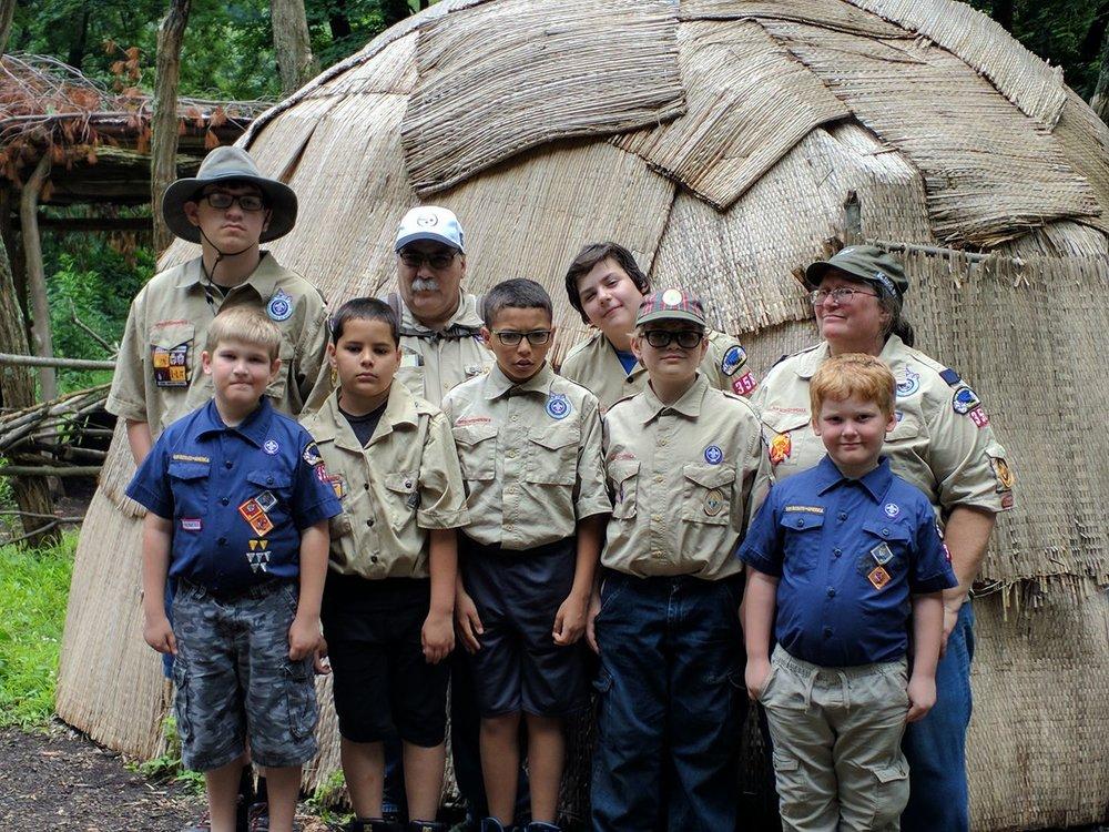 Cub Scout Pack 358