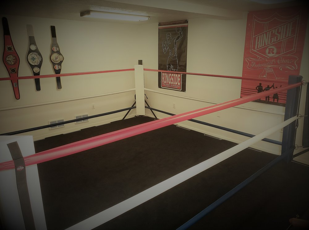 Maiden City Boxing Club