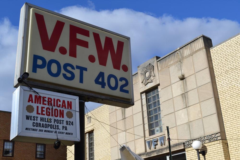 VFW Keith-Holmes Post 402