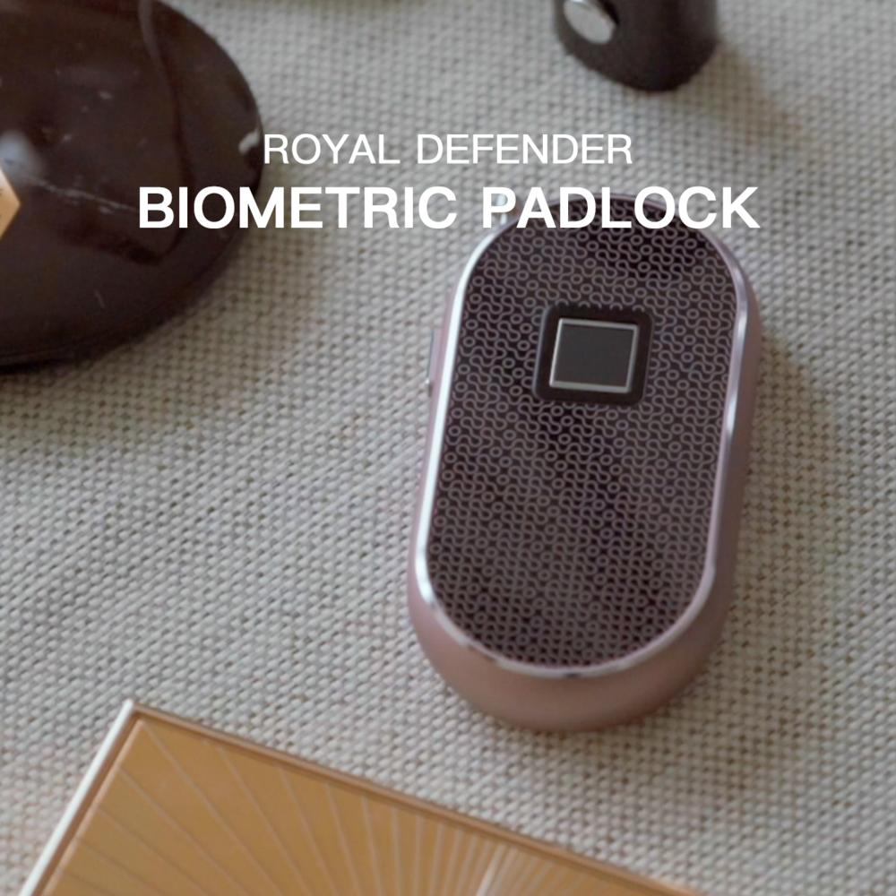bdece24a04d9 Biometric Padlock
