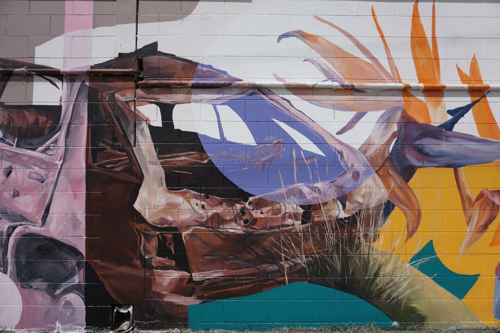 Sea Walls - Cairns Queensland