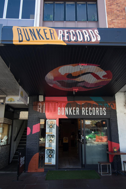 Bunker Records - Toowoomba, Queensland