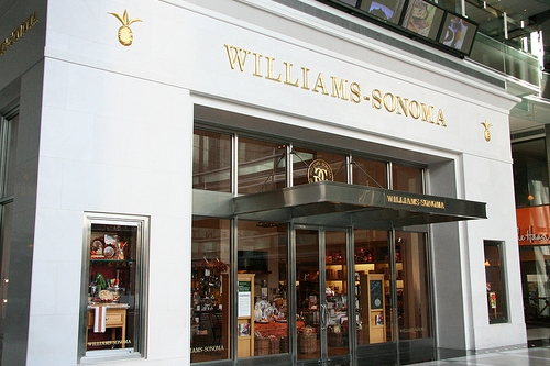 Williams-Sonoma - Pop-ups held at:King of Prussia Mall, Columbus Circle, The Bellevue & Market FairPhoto by pvsbond via Flickr