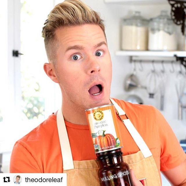 Is #Autumn your favorite season? Look up MY FAVORITE FALL PANTRY STAPLES by @theodoreleaf on YOUTUBE for #LeBonMagot and other tasty treats for the holidays! #Repost (@get_repost) ・・・ My hands are full with my #fall pantry essentials for Gingham Cottage. Some things you should have on hand: @williamssonoma mulling spices, canned pumpkin, canned tomatoes, @woodfordreserve bourbon smoked sugar, @theinvisiblechef #pumpkin mixes, @lebonmagot chutney