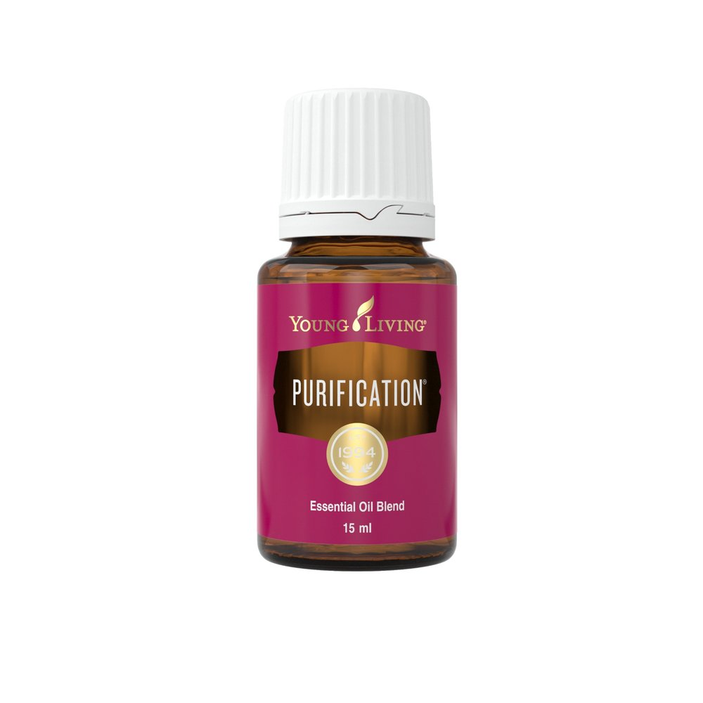 "PURIFICATION ESSENTIAL OIL    This oil is the most popular for eliminating ""stanky"" odors, and with being in the outdoors, stinky odors are bound to happen! Apply drops under your armpits, in your athletic shoes, or in your camping bag as a natural deodorizer.   Click here   to read more extensively on this product."