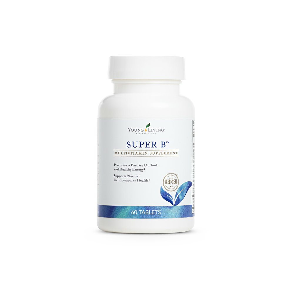SUPER B    B vitamins must be replenished daily, as they are not stored in the body. Super B is popular for many things, but it also improves the look of hair, skin, and nails. This supplement is a comprehensive vitamin complex containing all eight essential, energy-boosting B vitamins (B1, B2, B3, B5, B6, B7, B9, and B12). It also features Orgen-FA®, a natural folate source derived from lemon peels, and methylcobalamin, a more bioavailable source of B12.   Click here   to learn more about this product.