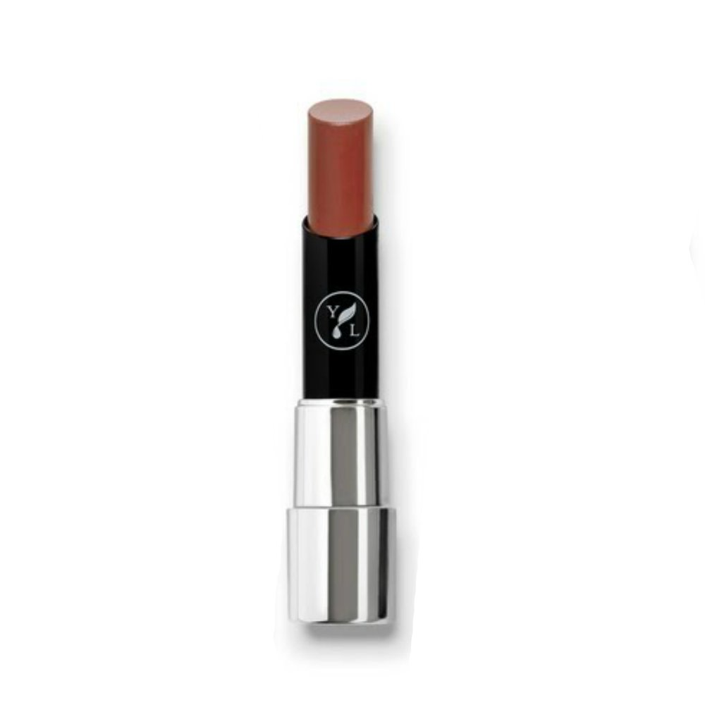 MUSE    Muse is a deep rusty brown color. This Savvy Minerals cinnamint-infused lipstick is made to glide on like butter and add a luxurious shine, full of nourishing ingredients that emphasize your natural beauty and make your beautiful pout look fuller.   Click here   to learn more about this product.