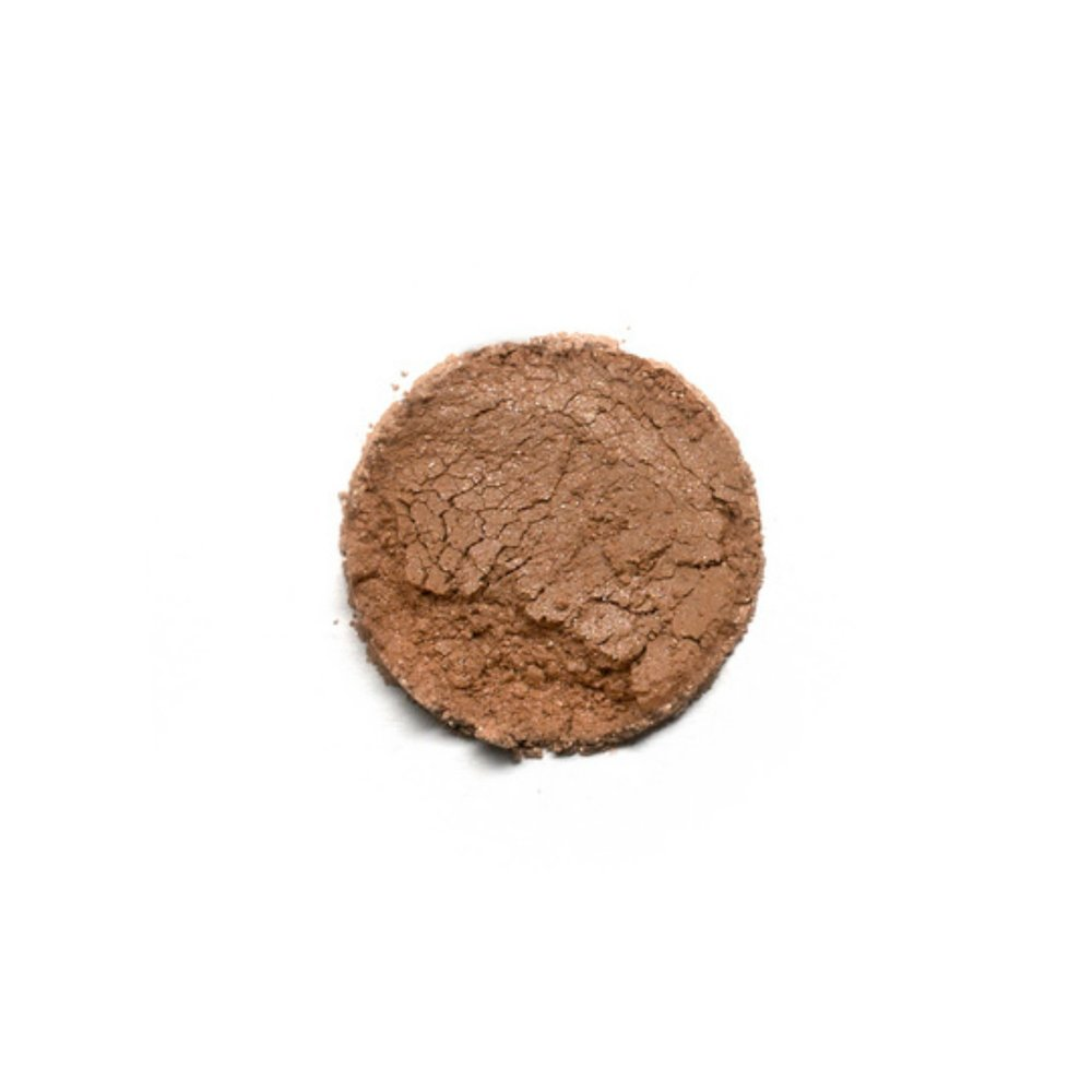 SUMMER LOVED    Summer loved is a warm brown color with shimmer. This bronzer is your secret to a healthy, sun-kissed glow any time of year. It enhances your radiance and natural beauty and take your tan to the next level. It's great for contouring, too! The buildable, blendable color makes it easy for you to create a look that's as natural or as dramatic as you choose. Made with finely milled mineral-based ingredients, it's ideal for sensitive skin and provides a smooth, luxurious application experience.   Click here   to learn more about this product.