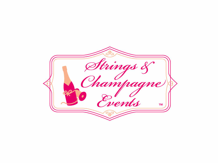 STRINGS & CHAMPAGNE EVENTS #rosevilleweddingplanner