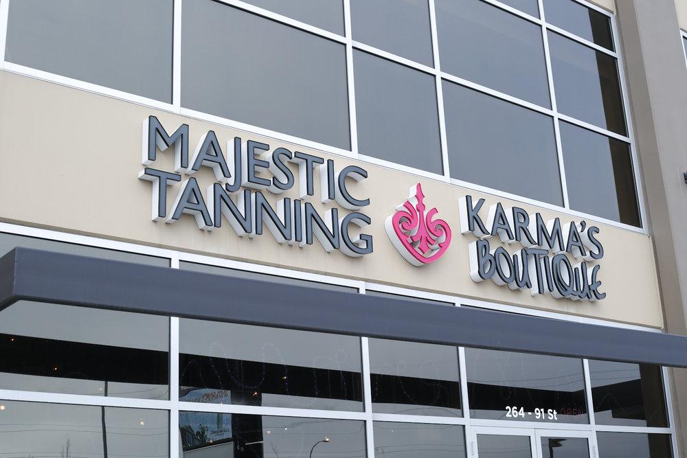MAJESTIC TANNING - KARMA BOUTIQUE