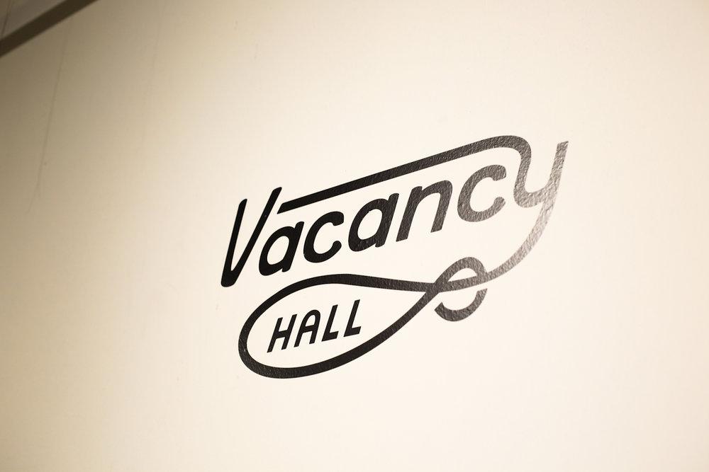 VACANCY HALL