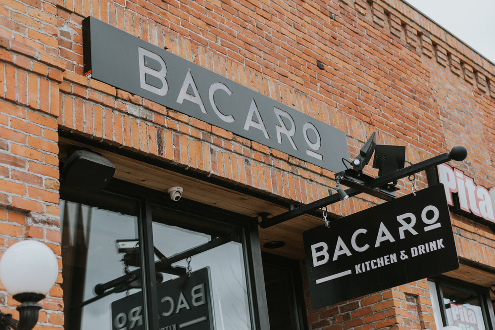 BACARO KITCHEN + DRINK