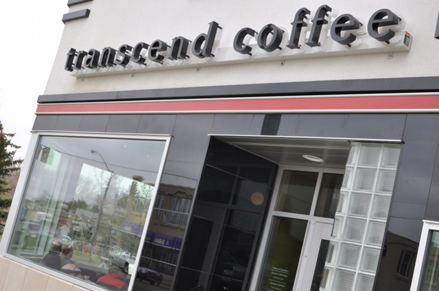 RANSCEND COFFEE