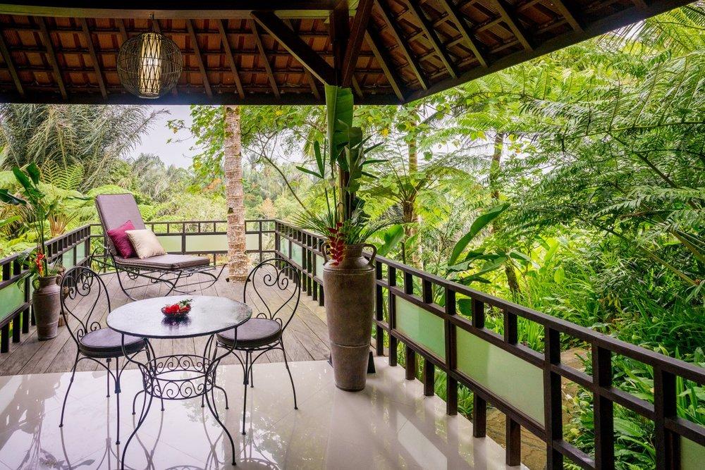 Villa Dua Balcony