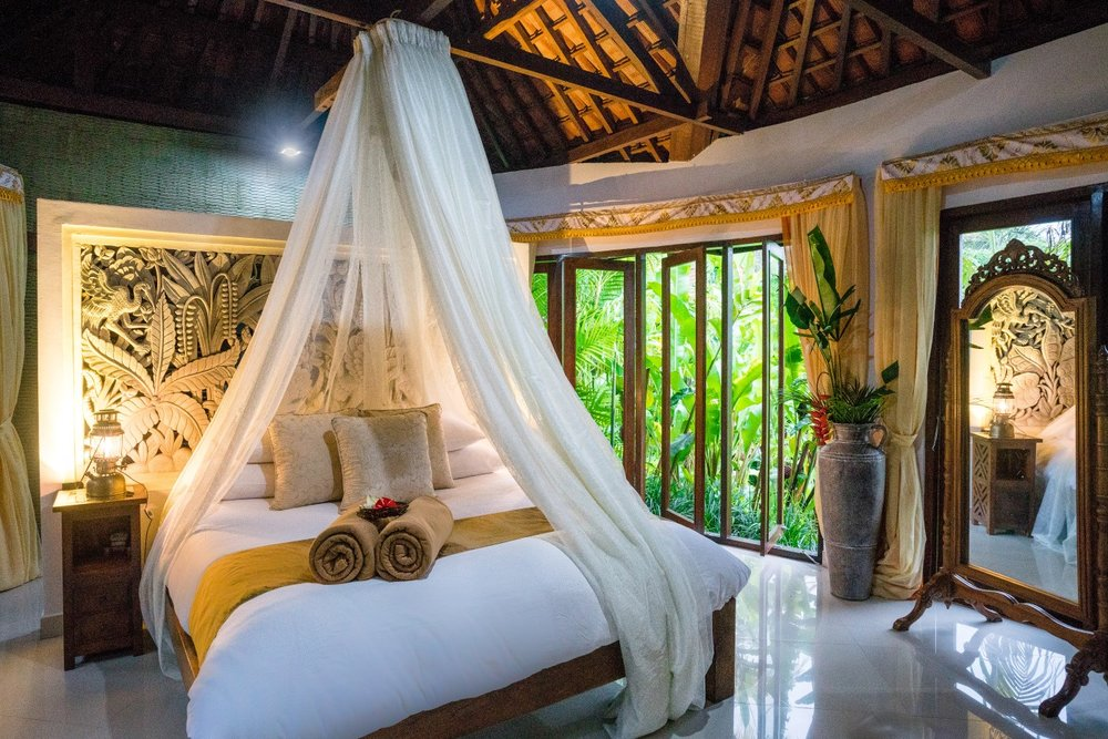Villa Dua Bedroom