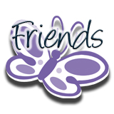 Friends Club provides discussion-oriented lessons to continue the Titus 2 principle of women mentoring young girls. Topics of study include accountability, commitment to Christ, life-controlling problems, purity, and choices.