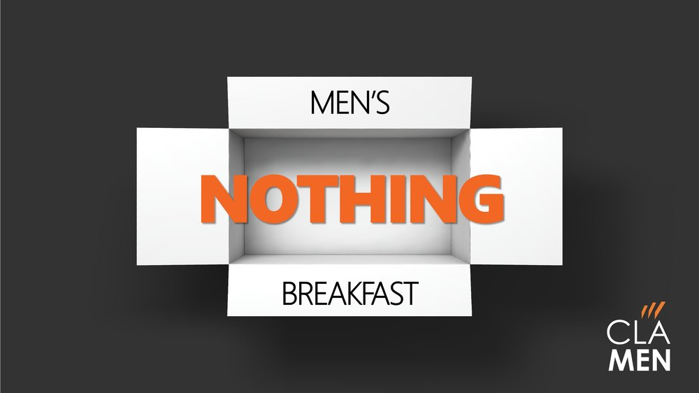 June 30, 2018  The CLA Men's Breakfast is for ALL Men to gather together to simply connect and build relationships. Join us at 8:00 AM for a great meal and connecting with other men.  Donations will be received at the door.   If you are able to volunteer  your time in any of the following areas, it would be greatly appreciated.   Cooking  -  arrive at 6:30am to assist with food preparation  Set-Up  - arrive at 6:30am to assist with table preparation  Clean-Up  - help with clean-up following the event
