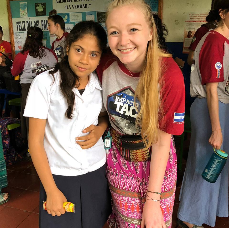 Kelley Horm- El Salvador