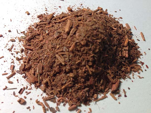 Ground Madder Root