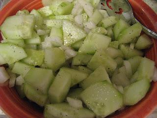 Cucumber Salad — Kimberly Baxter Packwood