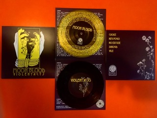 here's a quick shot of Moon Blood 'Violent Acts' EP