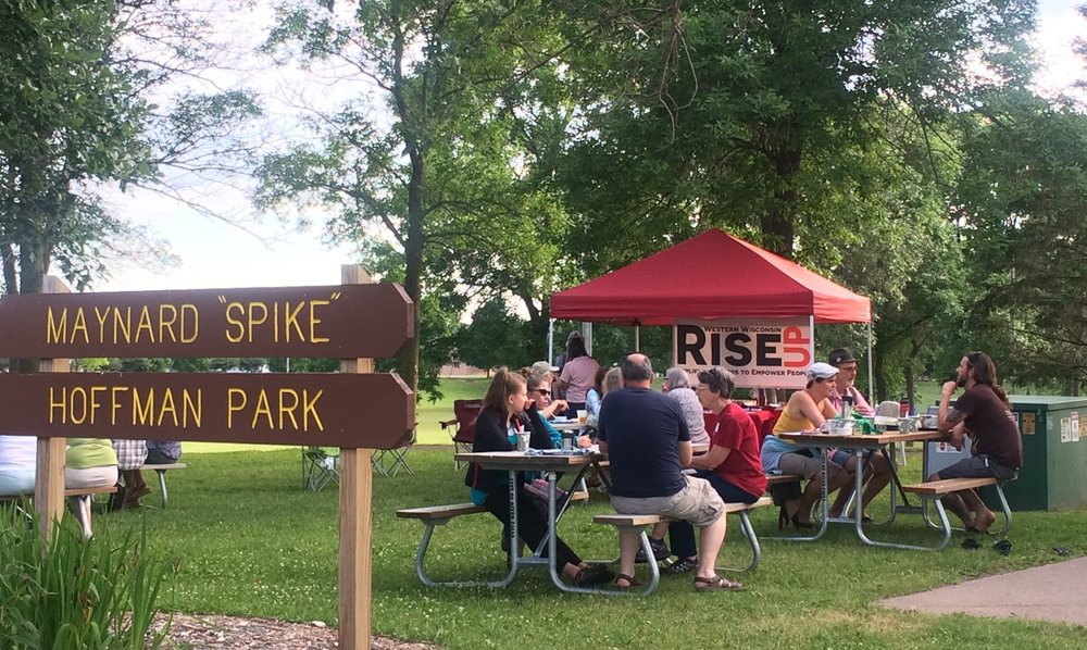 Rise Up! Networking Picnic