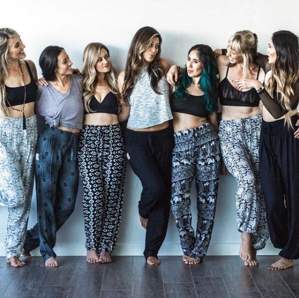 Pi Yoga Pants - Handmade yoga & travel wearPI is a boutique line of travel, lounge, and yoga apparel handmade in tropical Bali.@piyogapantswww.piyogapants.com