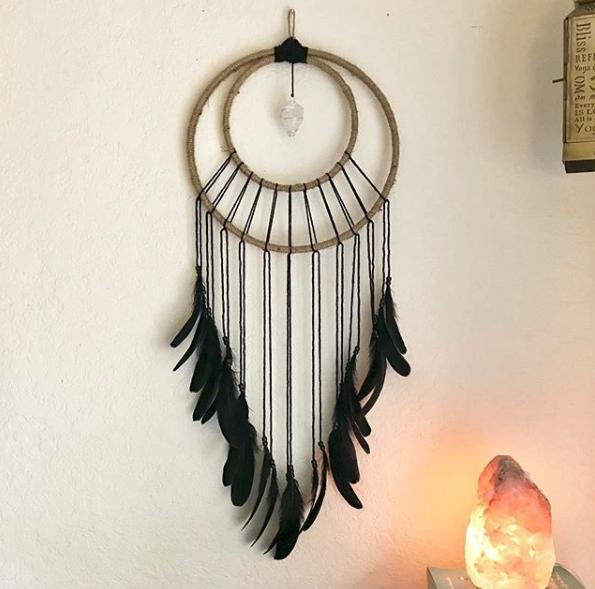 The Zen Den - Handmade dreamcatchers and accessories with a touch of Reiki.@thezendencenterwww.michellescott-soth.com