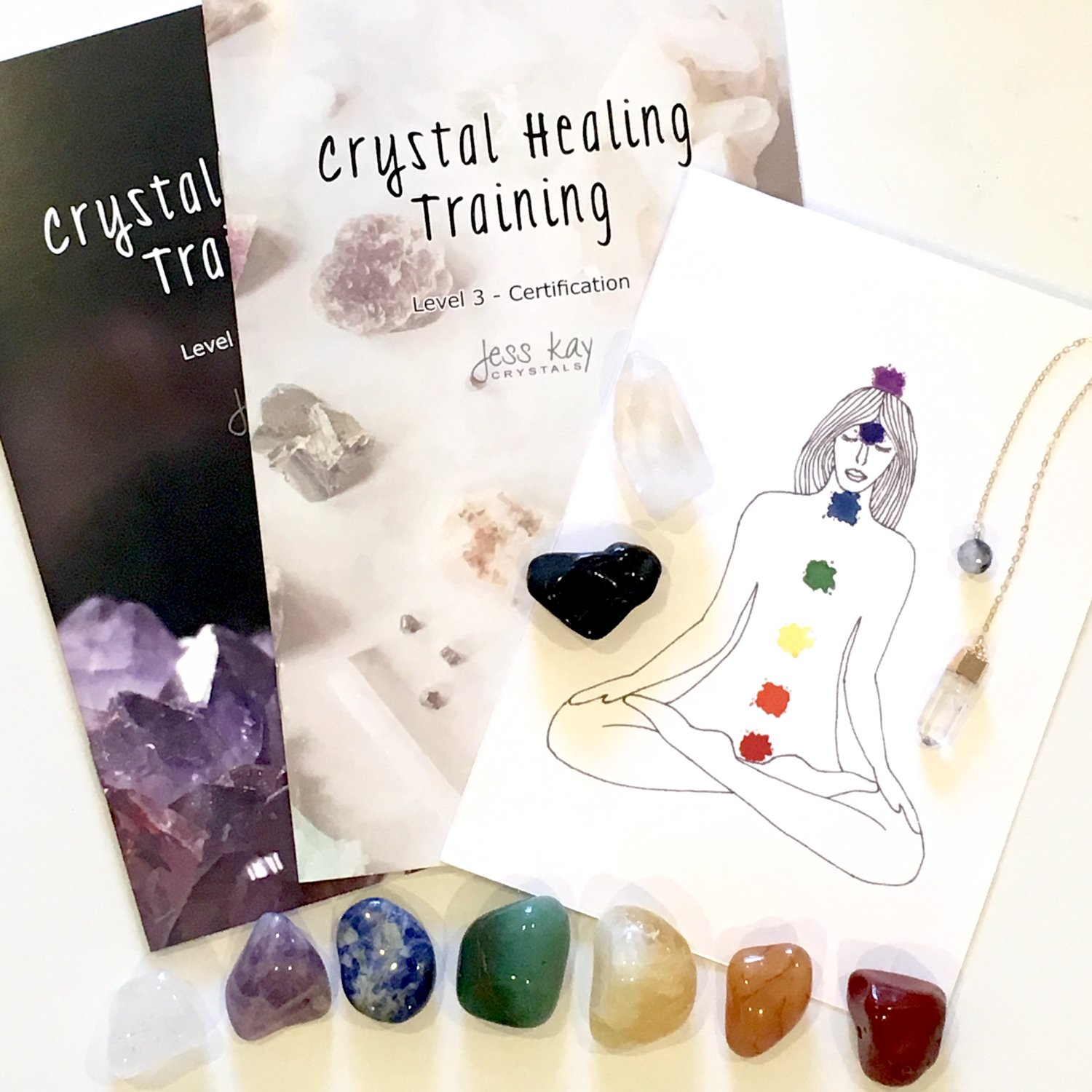 Crystal Healer Training Certification Sojourn Healing Collective