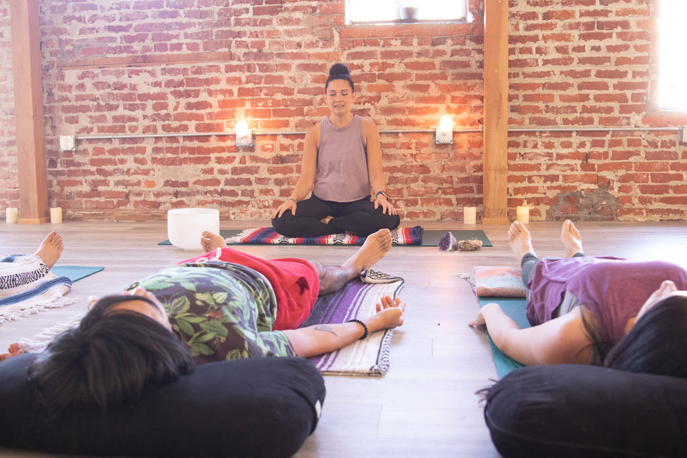 Interview with Michelle Scott-Soth, founder of The Zen Den