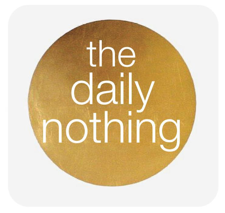 The Daily Nothing