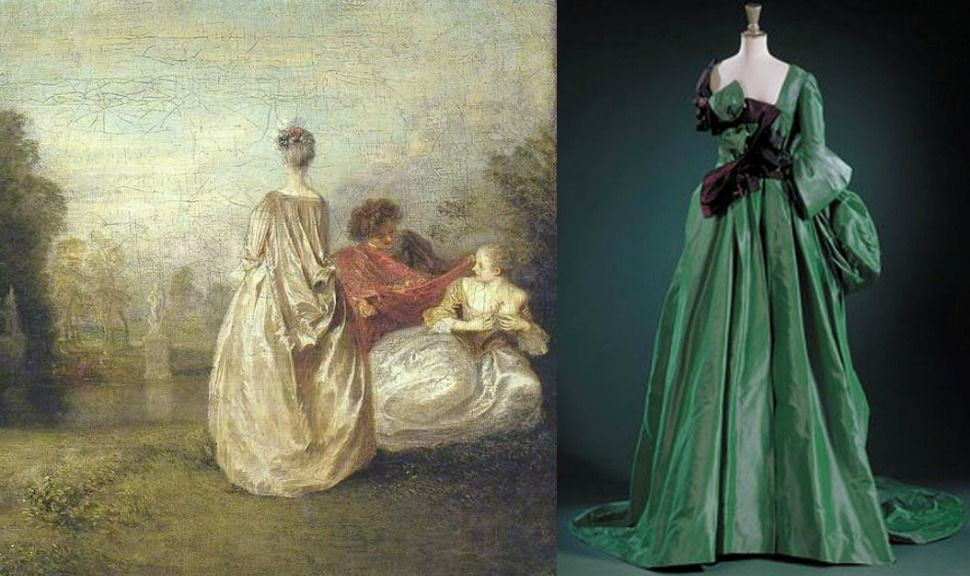 The 18th-Century Inspiration of Vivienne Westwood\'s Collections ...