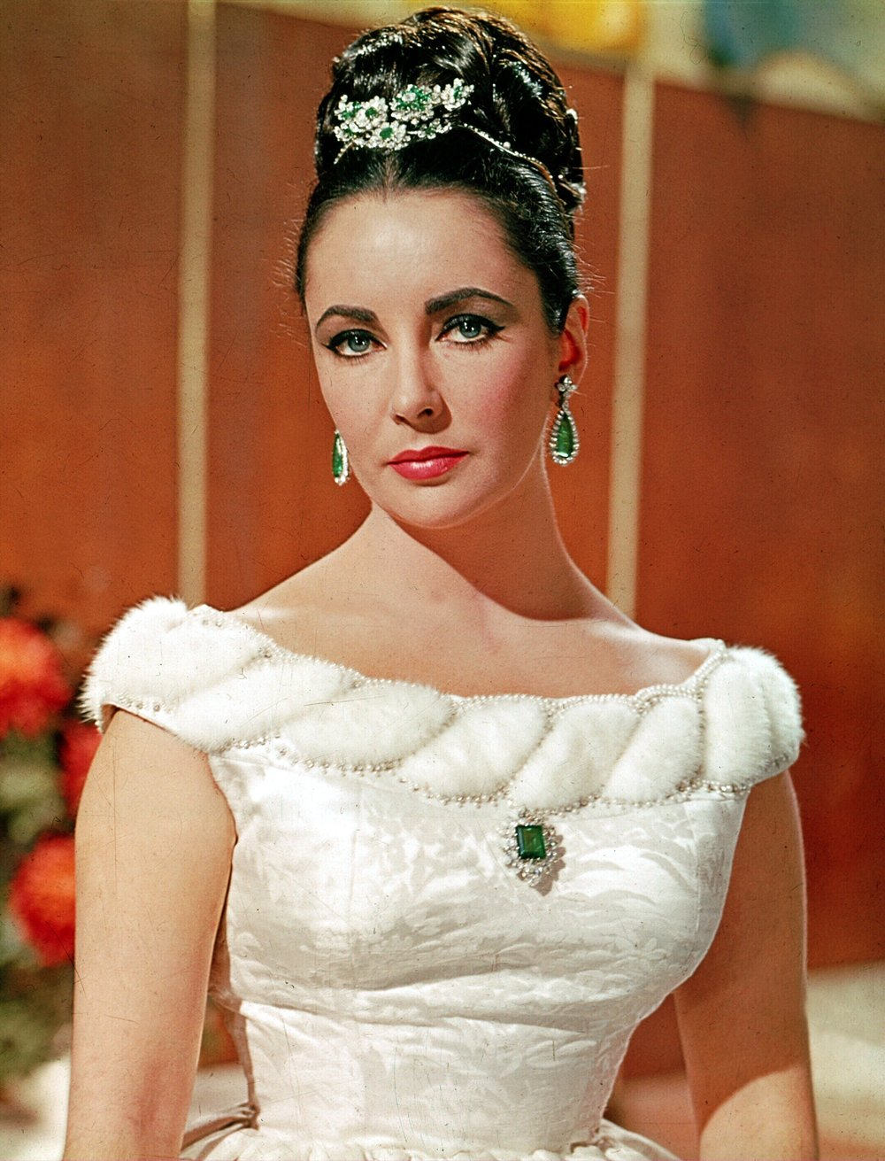 The V.I.P.s (1963)Directed by Anthony Asquith Shown: Elizabeth Taylor