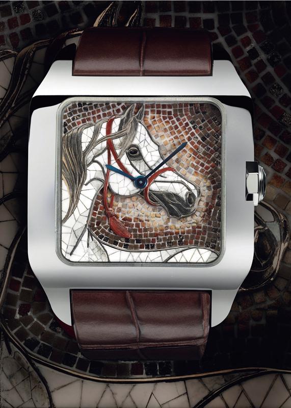 santos-dumont_xl_watch_horse_motif_ines_dieleman_c_cartier_2011_1