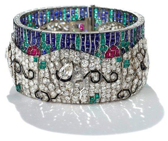 Rubel Wave bracelet