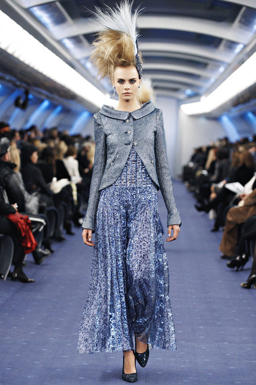 ed198a352a0 Spring 2012 Haute Couture: Chanel flies high — CoutureNotebook