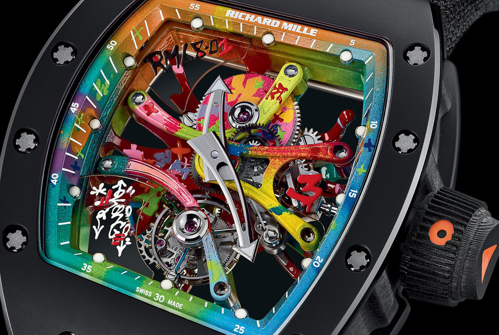 KONGO for Richard Mille