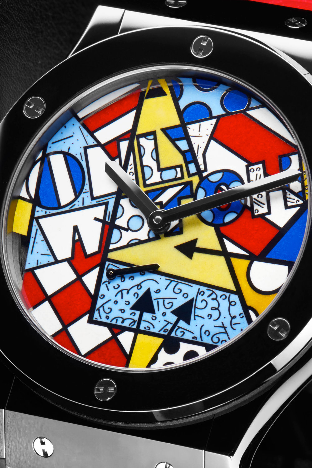 Romero Britto for Hublot