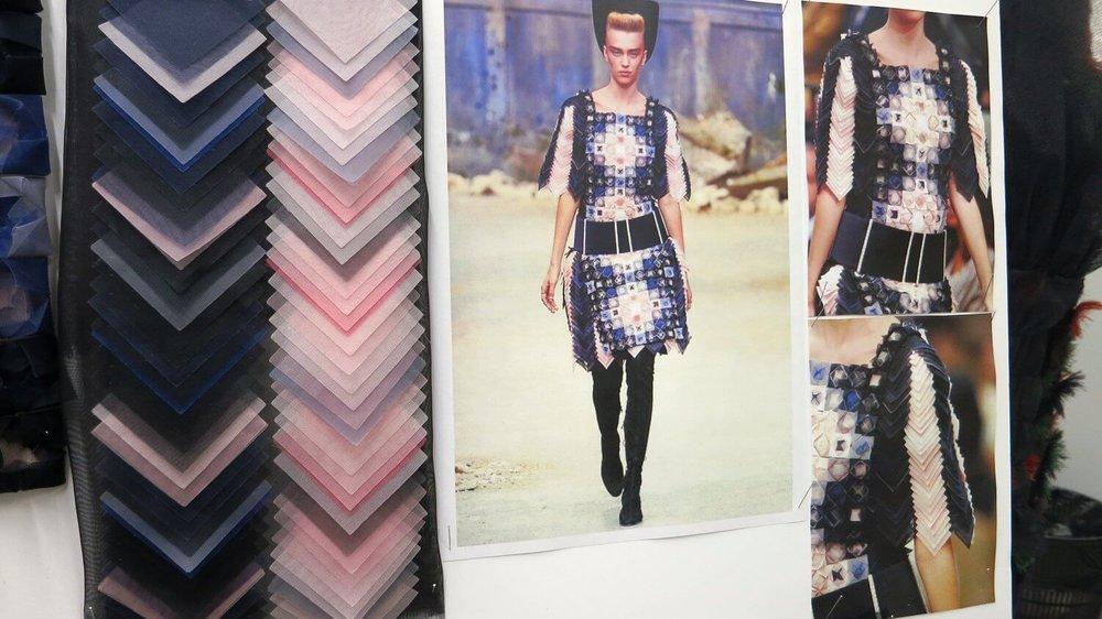 Maison Lemarie Couturenotebook