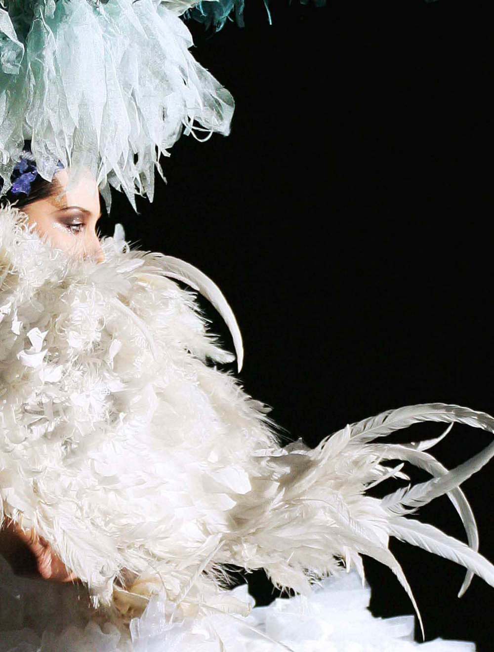 The photo on Franck Sorbier Invite for Fall 2017 Couture Fashion Show