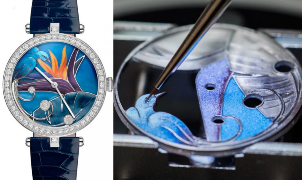 Luxury Timepieces -