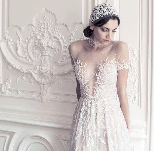 Paris Haute Couture -