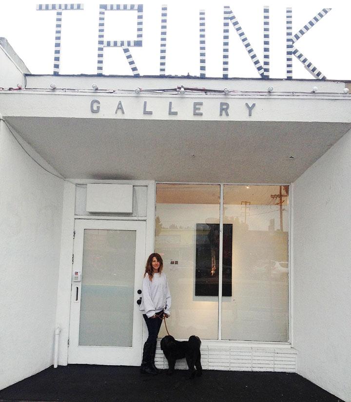 Trunk Gallery Artist