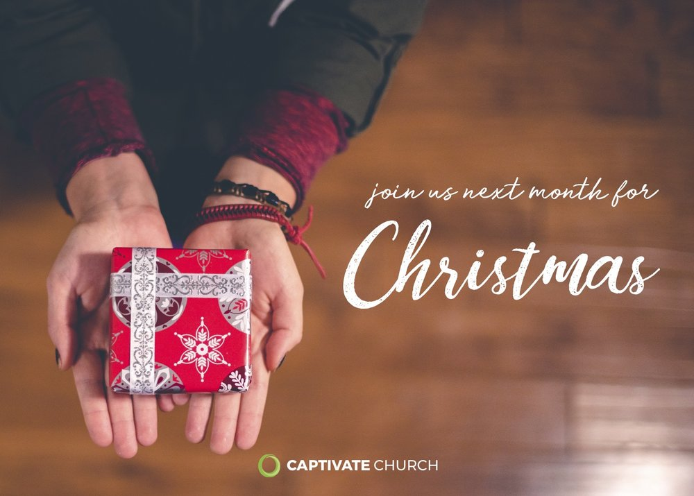 Captivate Christmas 2017