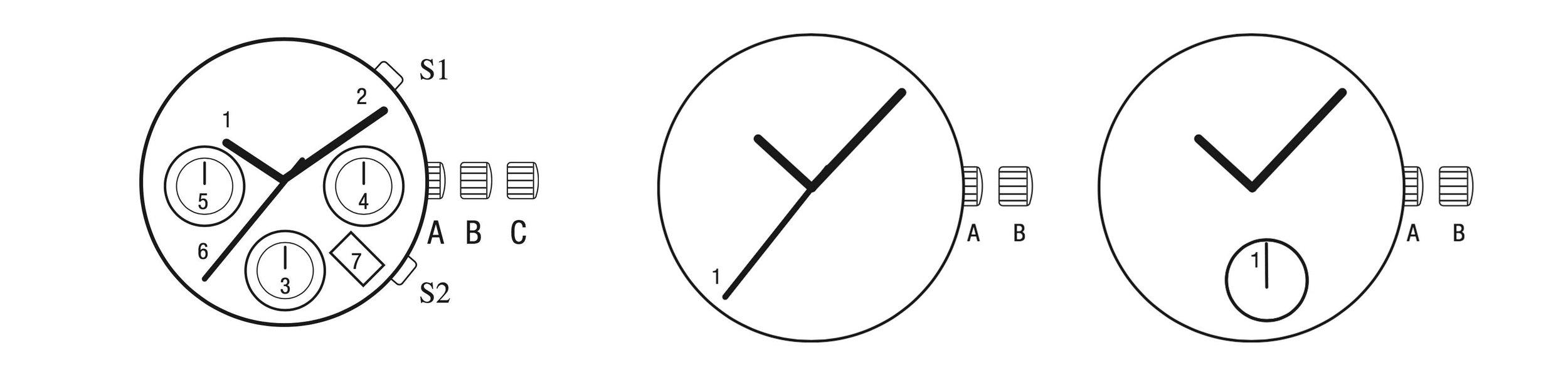 Instruction Manuals Geneva Watch Group