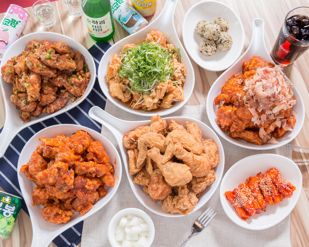 起家雞 Cheogajip Korean Fried Chicken